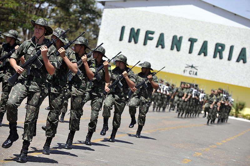 Brazil sends troops to border after attack on migrants