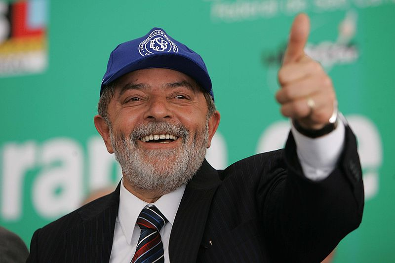 Brazil's Lula registered as presidential candidate despite being in prison