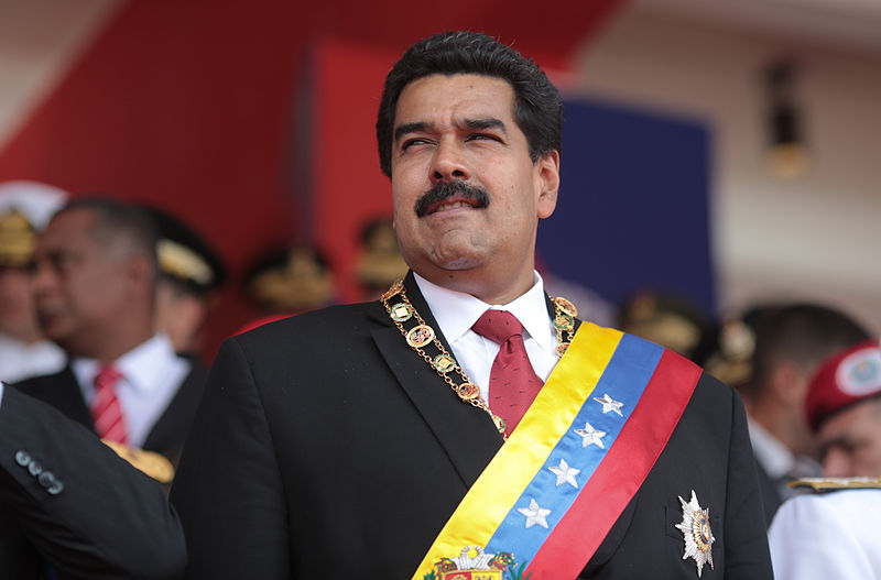 Four nations to bring human rights case against Venezuela's Nicolas Maduro