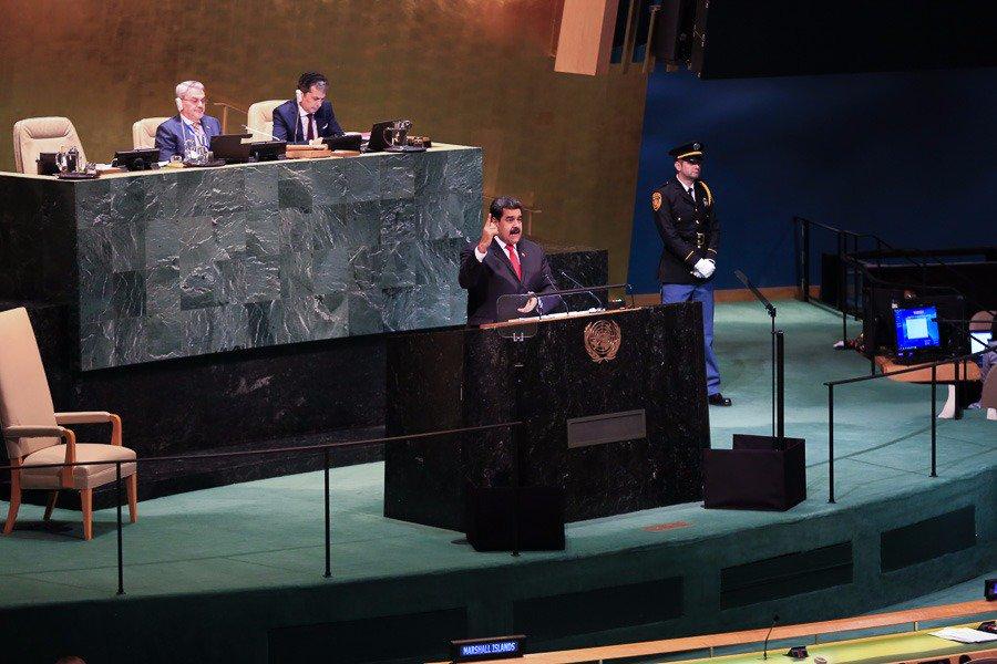 Six countries demand International Criminal Court investigates Venezuela