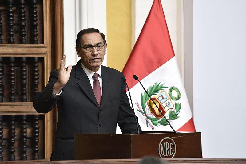 Peruvian President enjoys popularity boost