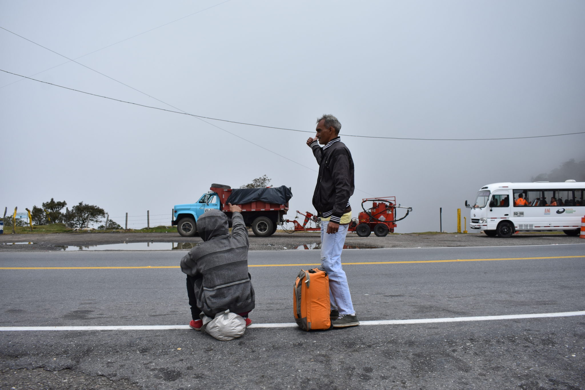 A nation on the move: Venezuelan migrants walk great distances in search of a better future