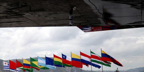 UNASUR Prosur Latin America union