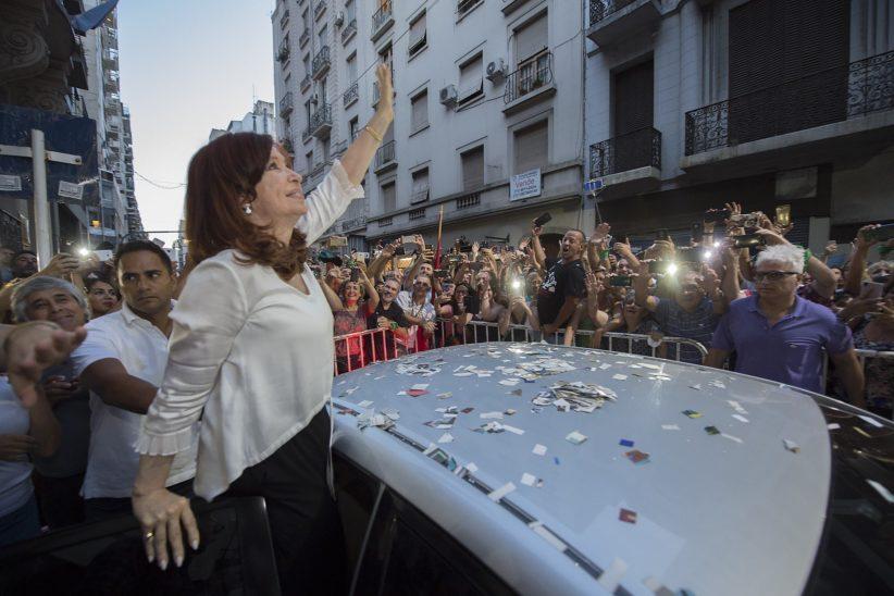 Kirchner, Argentina, President