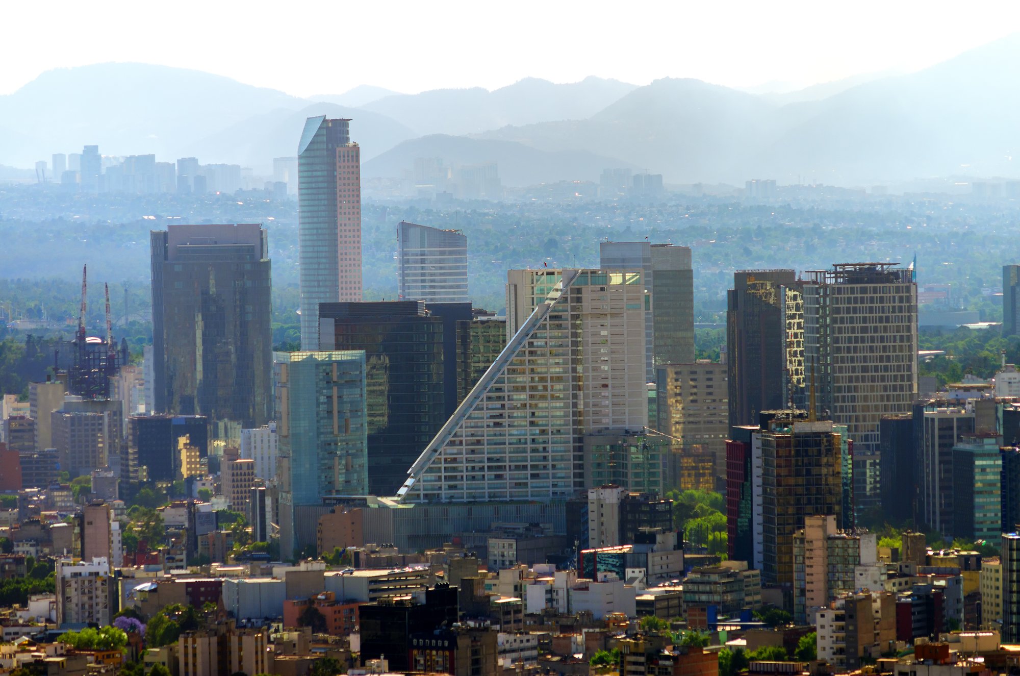 Mexico City's air is bad for you