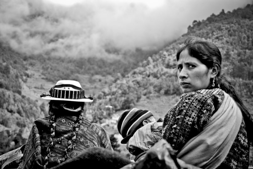 1,771 Mayan-Ixil indigenous people were killed and tens of thousands of Guatemalan civilians were displaced between 1982 and 1983.