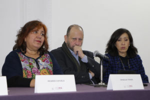 javier veldez press persecution Mexico