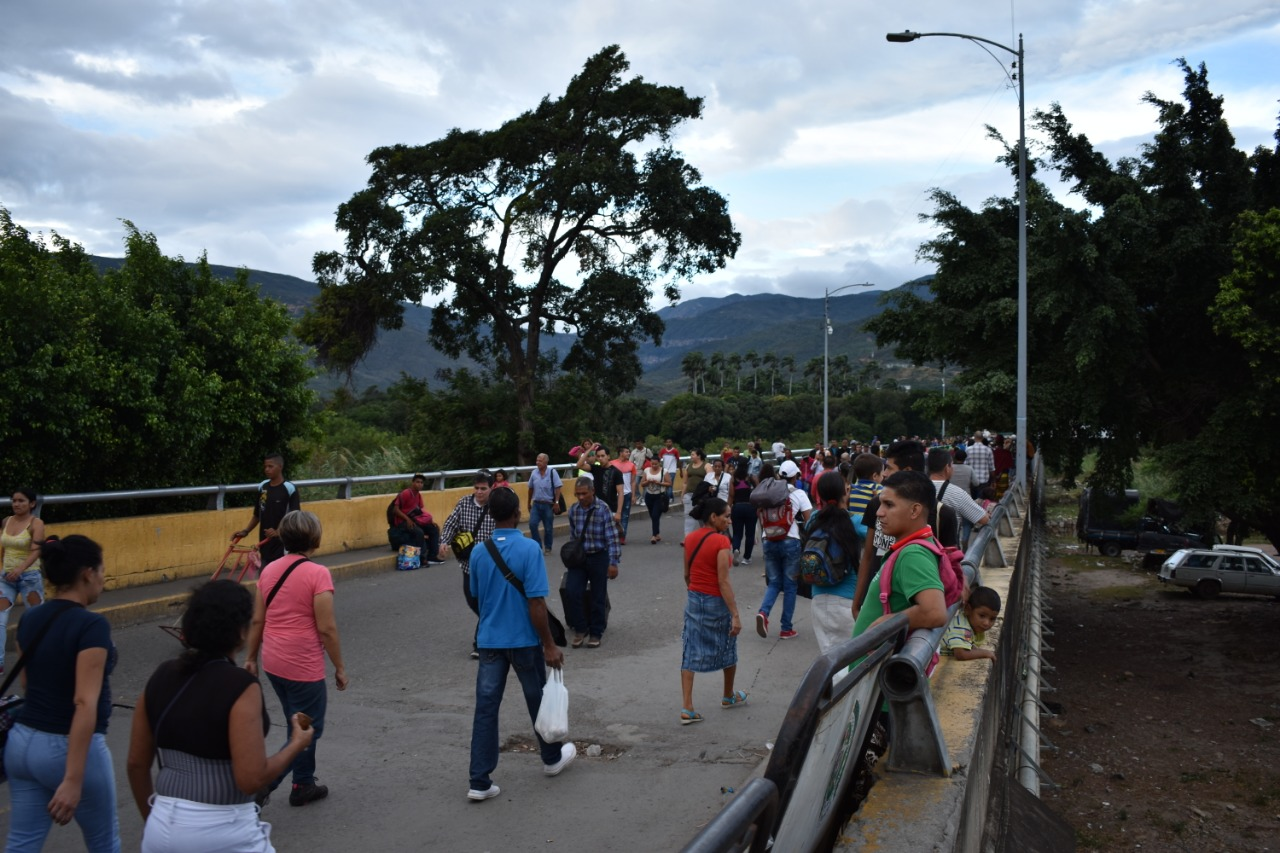 What Venezuela's borders look like for migrants seeking refuge