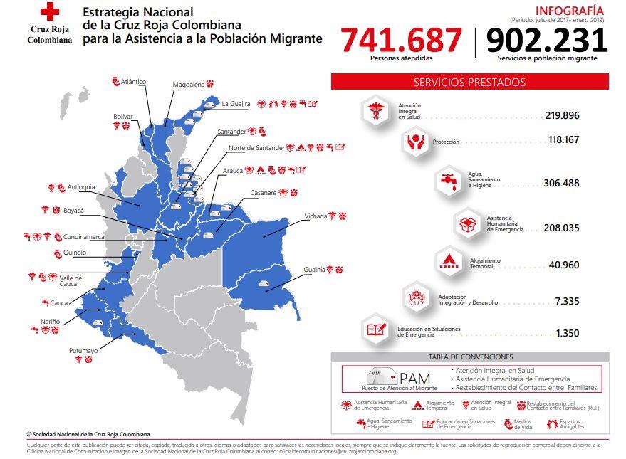 Venezuela Colombia Border Humanitarian Aid