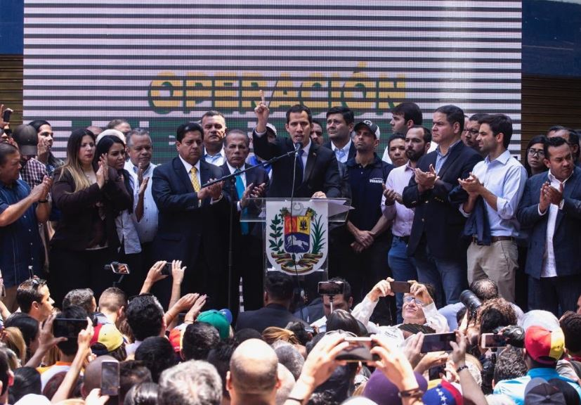 Five ways Guaidó has used Twitter to try and solve Venezuela's crisis