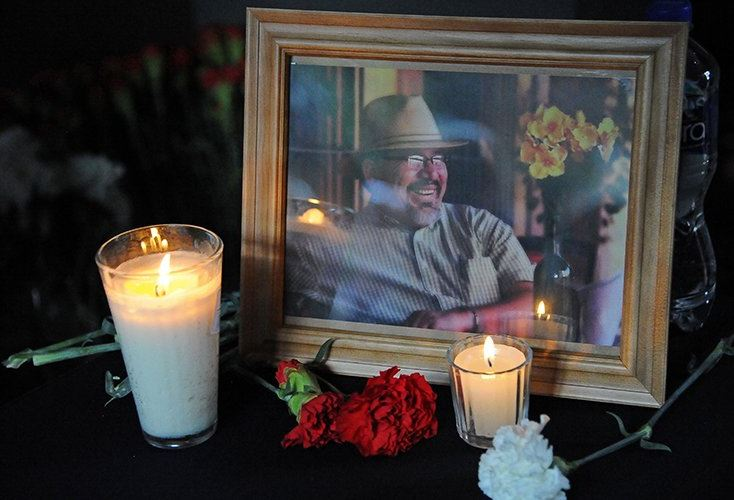 Murdered Mexican journalist's widow was victim of government-purchased spyware