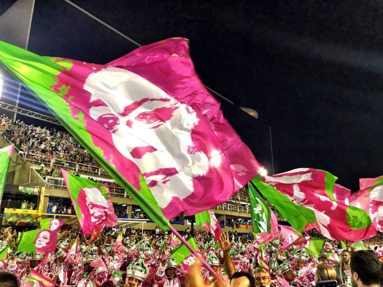 Marielle Legacy Mangueira Carnival 2019