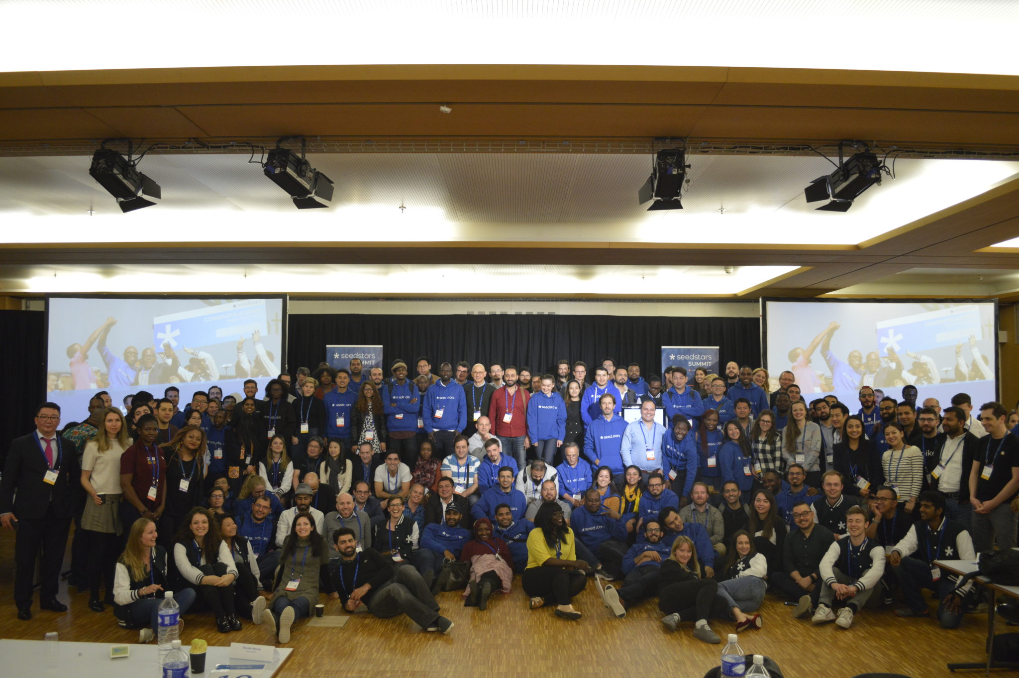 Latin America's entrepreneurs take center stage at this year's Seedstars World Summit