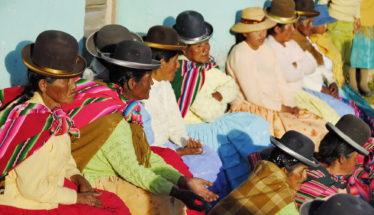 Aymara Women Indigenous