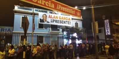 Alan García Peru Suicide Corruption Odebrecht