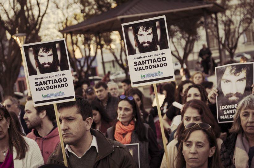protest mapuche