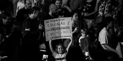 Bolsonaro education cuts Brazil protests