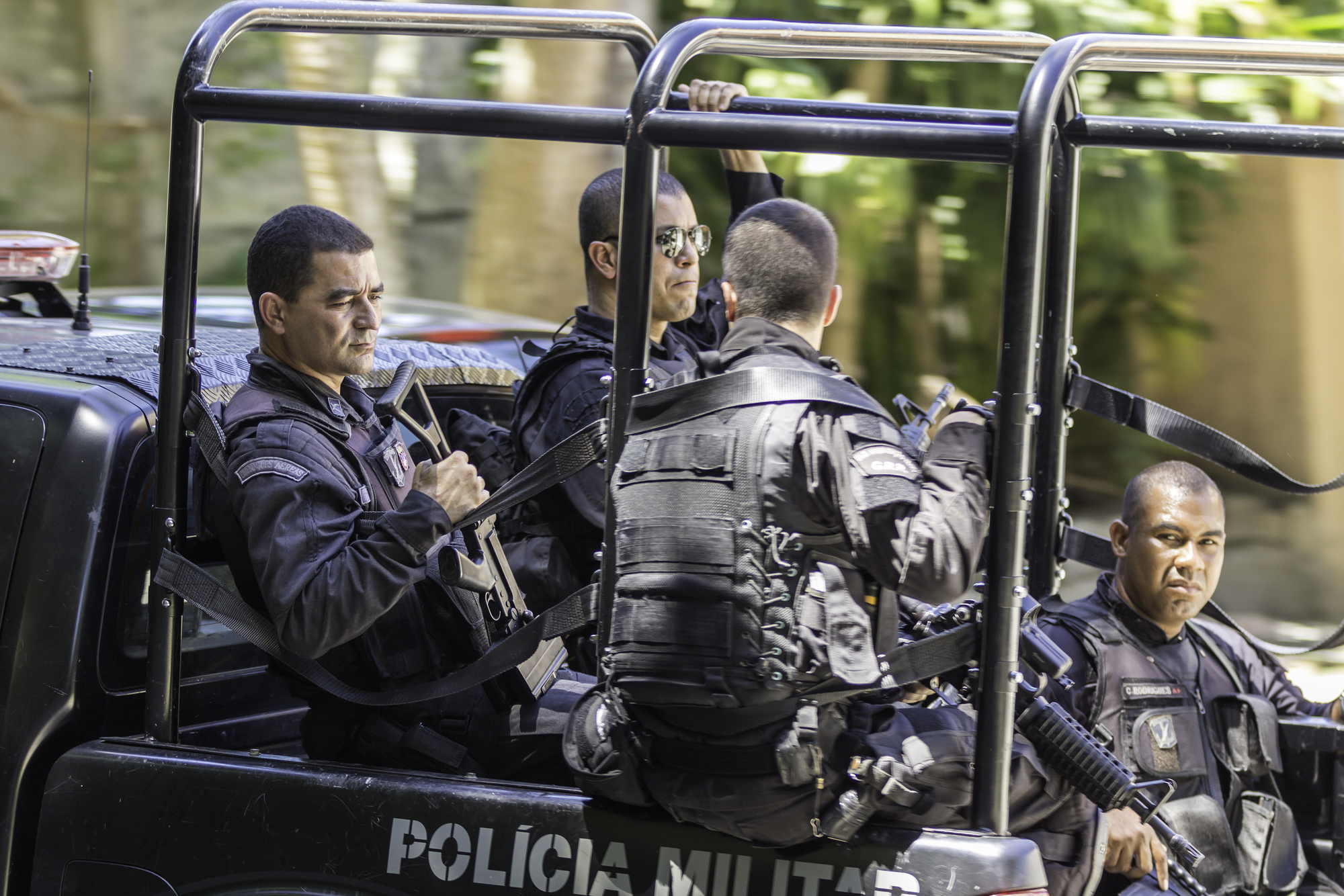 Rio de Janeiro's police killed a record number of people in three months