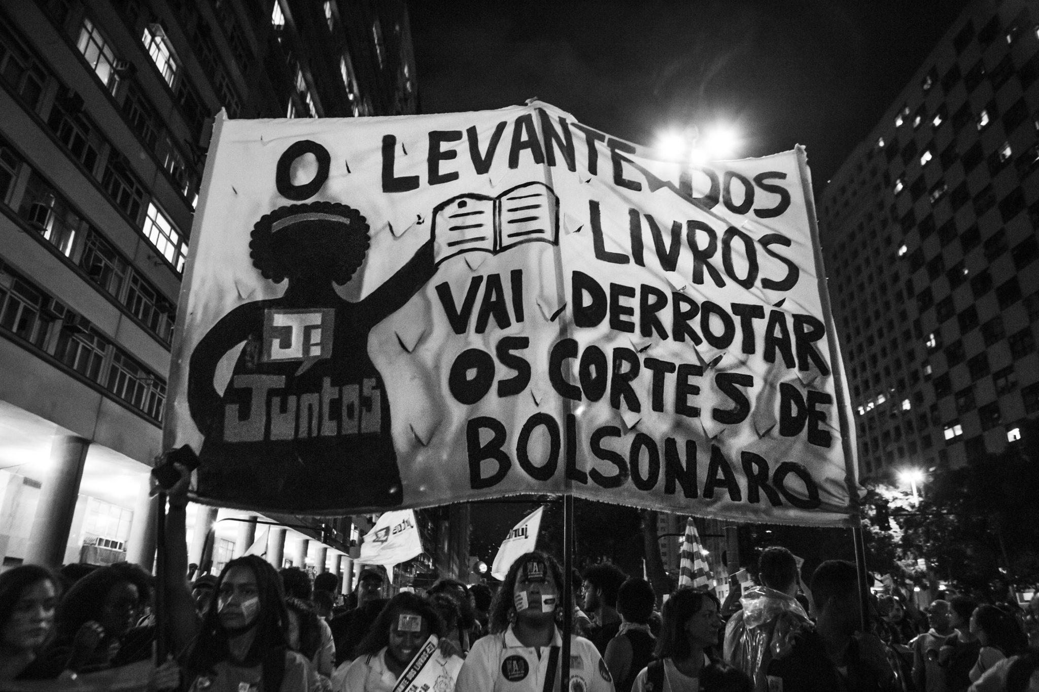 Bolsonaro Protests Brazil Education Cuts