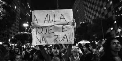 Education cuts protests bolsonaro brazil