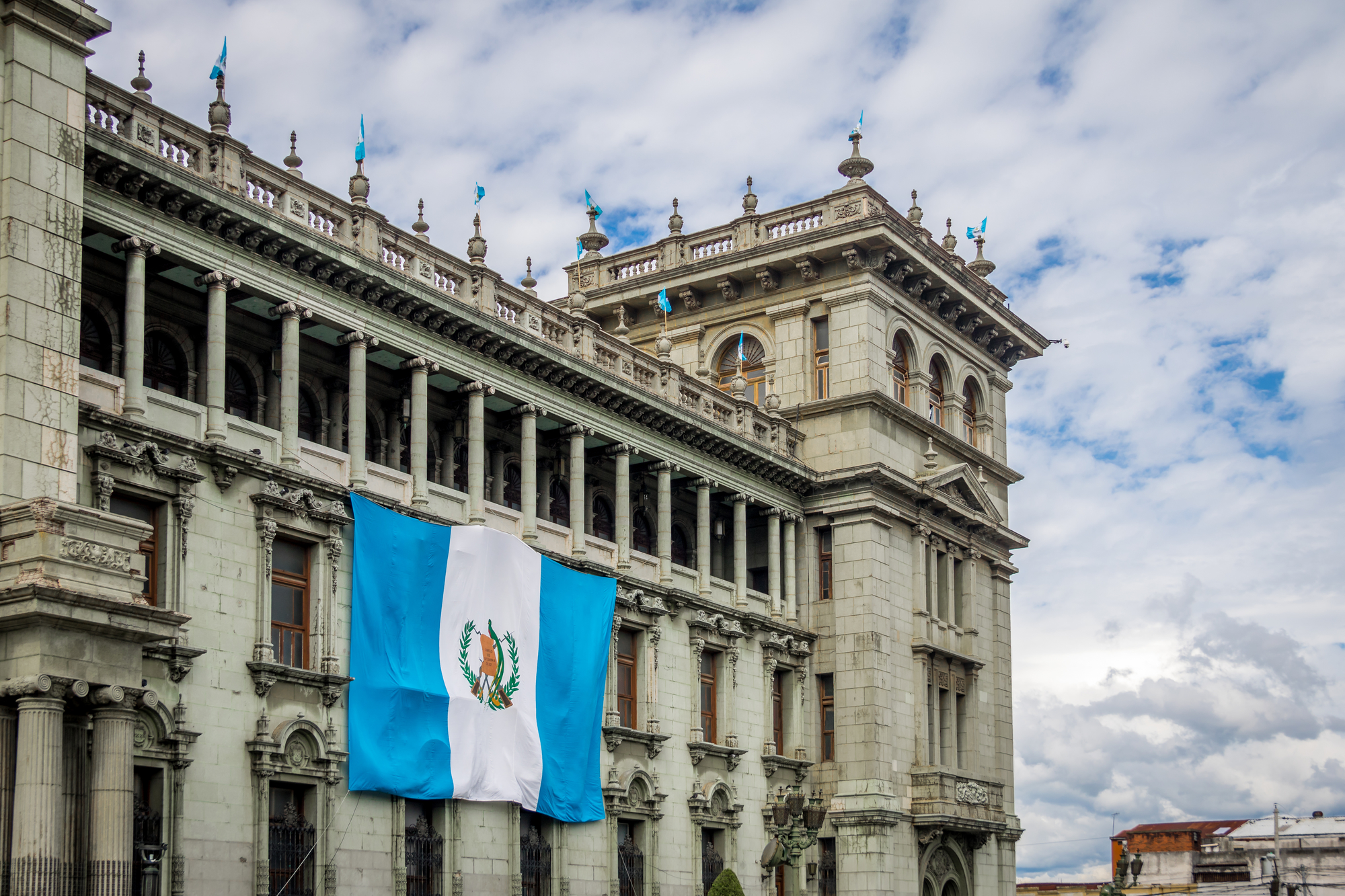 Who are the two remaining presidential candidates in Guatemala?