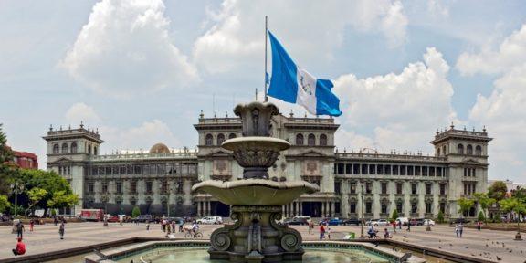 Guatemalan government building