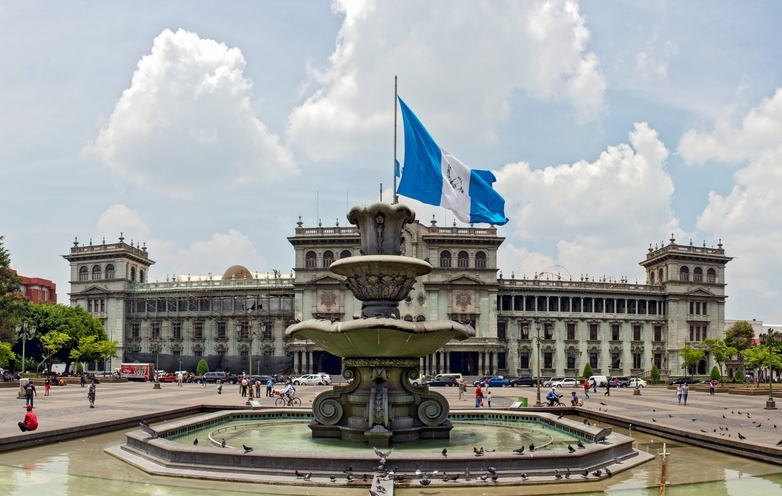 Guatemalan government building
