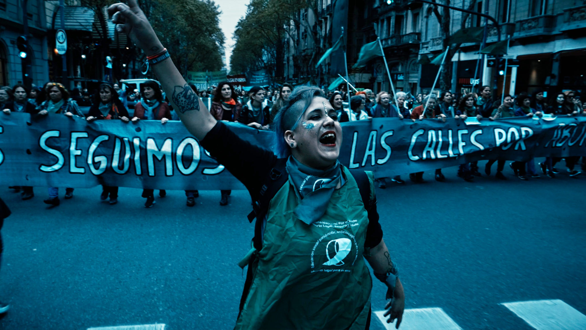 "Q&A with ""Que Sea Ley"" director about Argentina's fight for legal abortion"