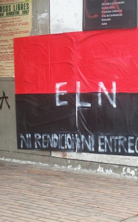 ELN expansion Colombia