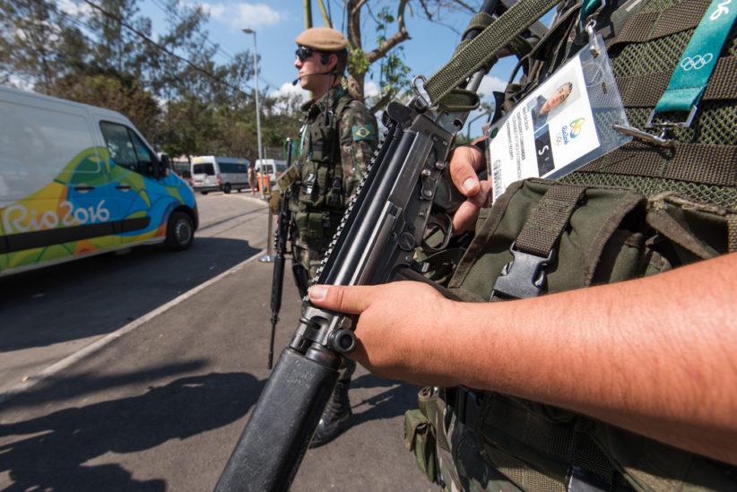Gun laws Brazil Bolsonaro