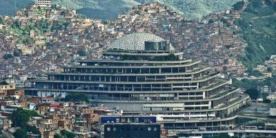 Helicoide, SEBIN headquarters in Caracas, Venezuela