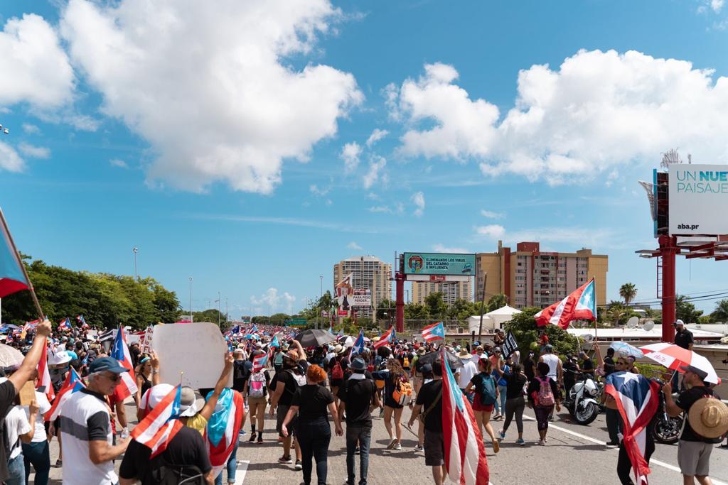 Puerto Rico Protest