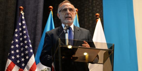 Ivan Velasquez, director of the CICIG in Guatemala