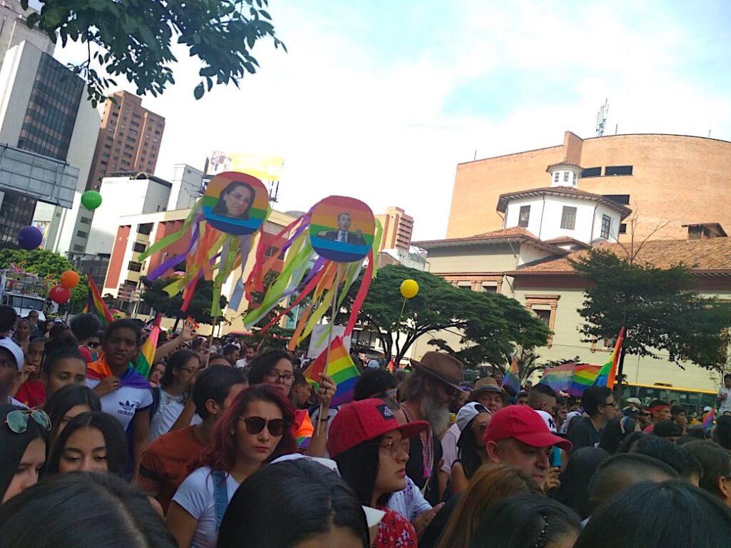 Medellin Gay Pride Uribe Morales