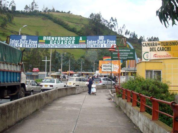 Venezuela Migration Ecuador Visa