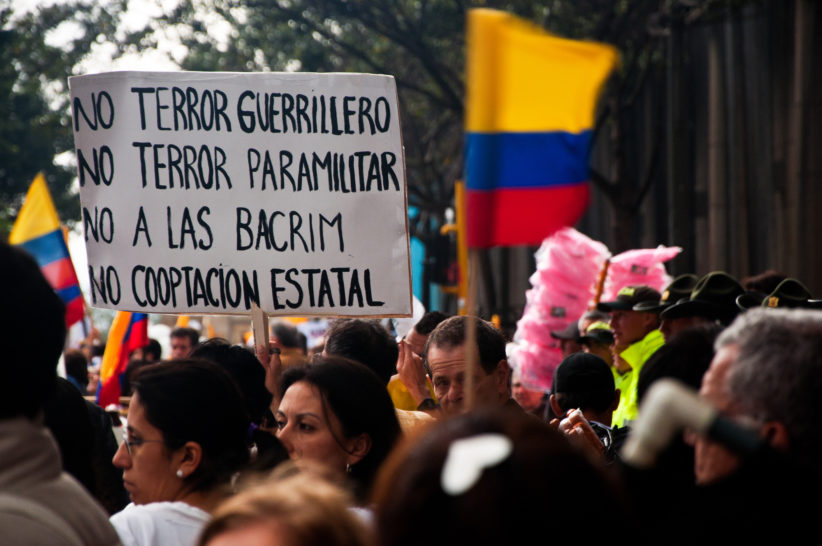 Colombia Peace Process Fragile
