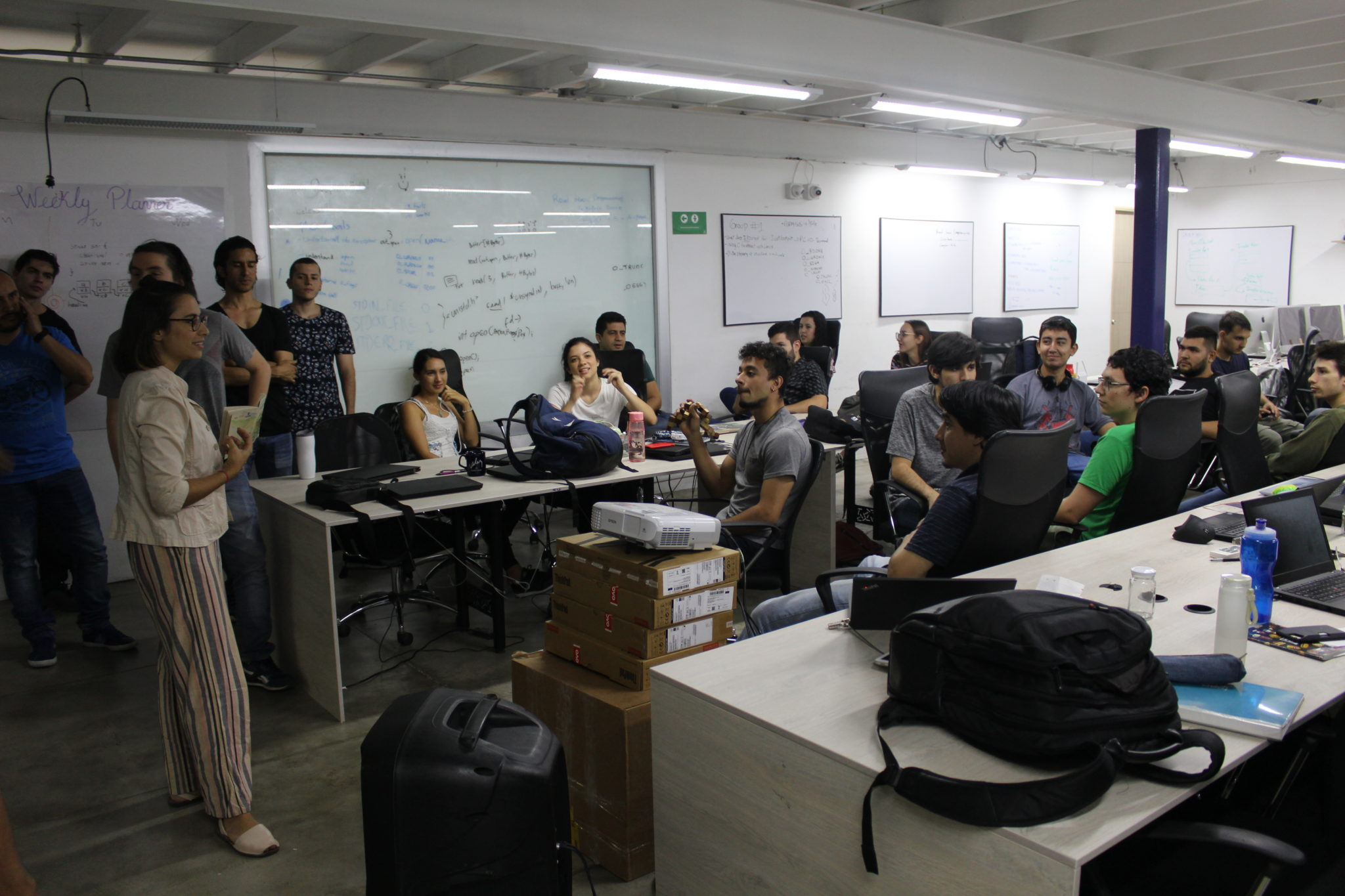 Holberton School Medellín: Training the next generation of software engineers