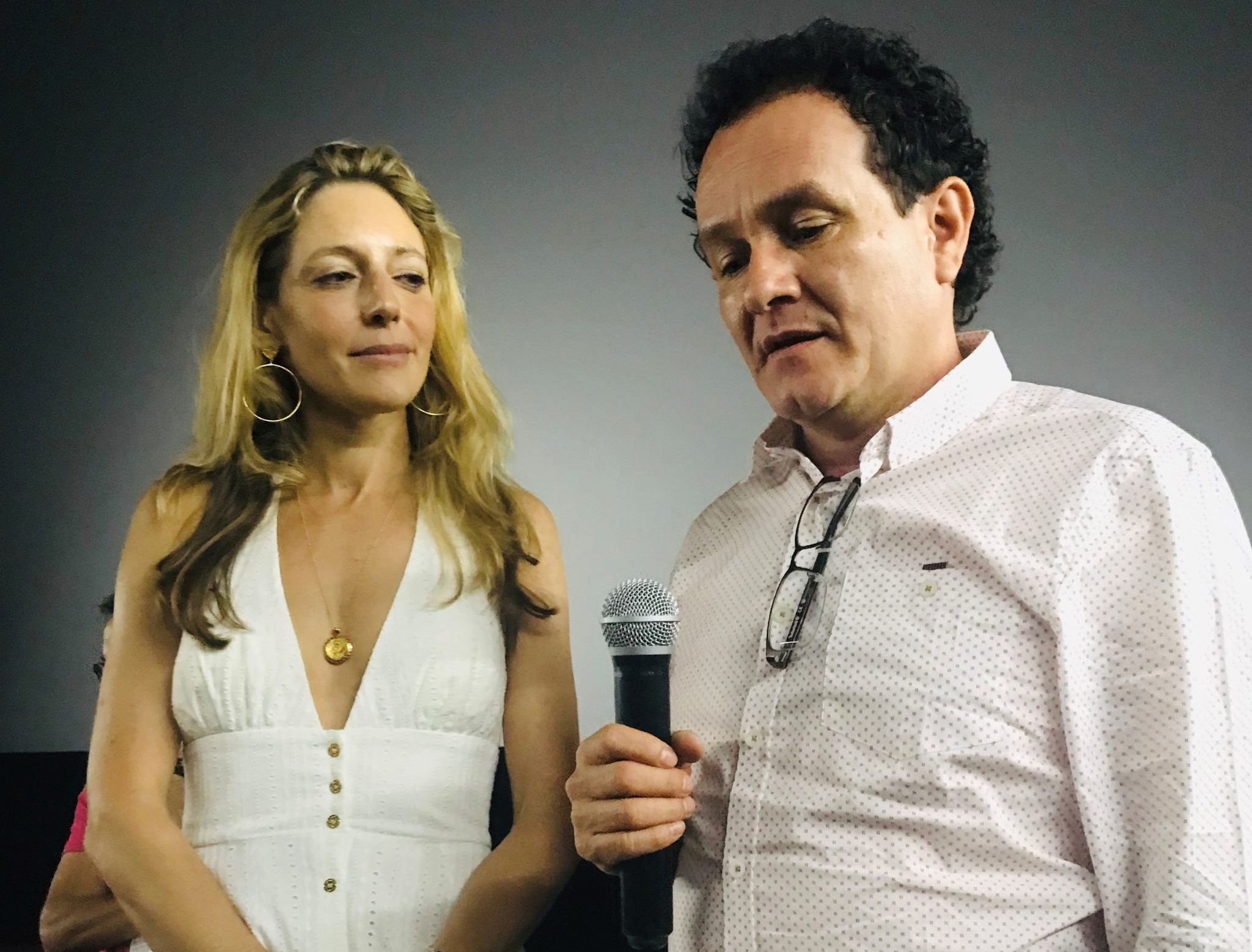 "Director Kate Horne offers a ""meditation on forgiveness"" in documentary on Colombian conflict"
