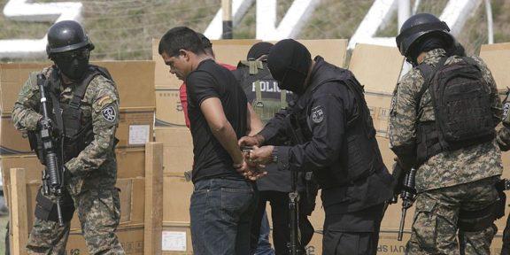 Special Security Forces El Salvador