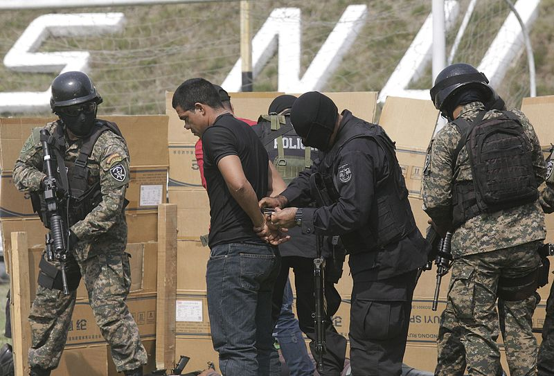 Police in El Salvador killed 116 people over four years