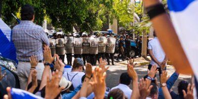 Nicaragua Repression Ortega