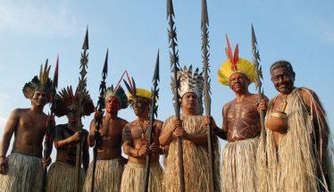Yaminawá people in Brazil