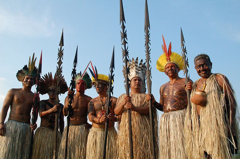 Brazil's indigenous people are best positioned to protect the Amazon