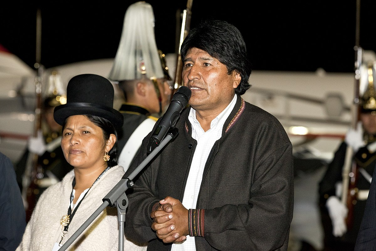 Evo Morales and Bolivia face uncertainty ahead of presidential elections