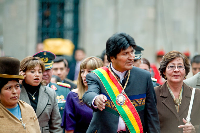 Bolivia's 2019 presidential elections according to voters
