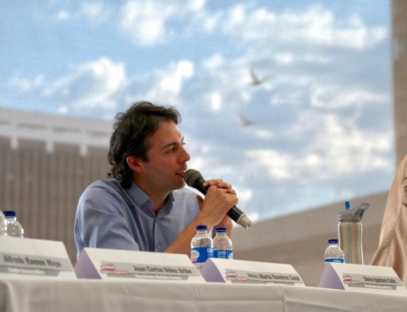 photo of Daniel Quintero mayor of Medellin