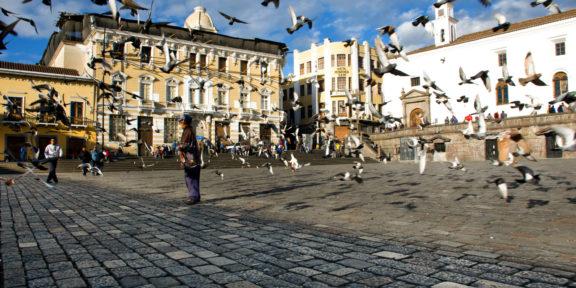 Ecuador Protests Startups Economy