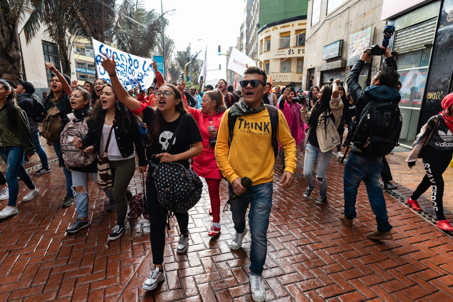 2019: A year in protests