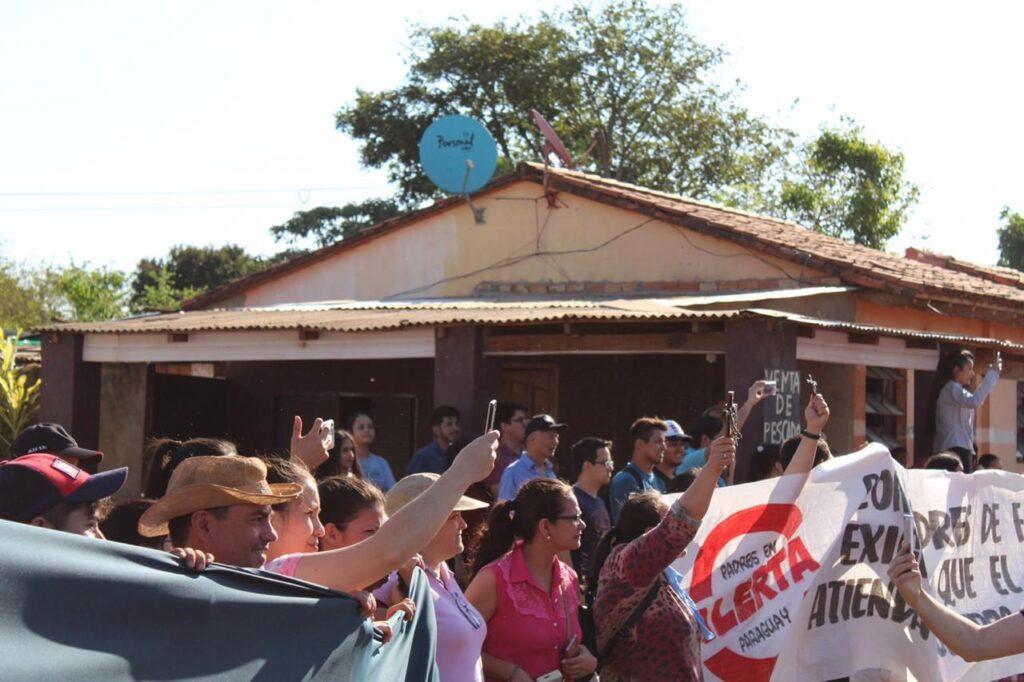 LGBT pride Paraguay