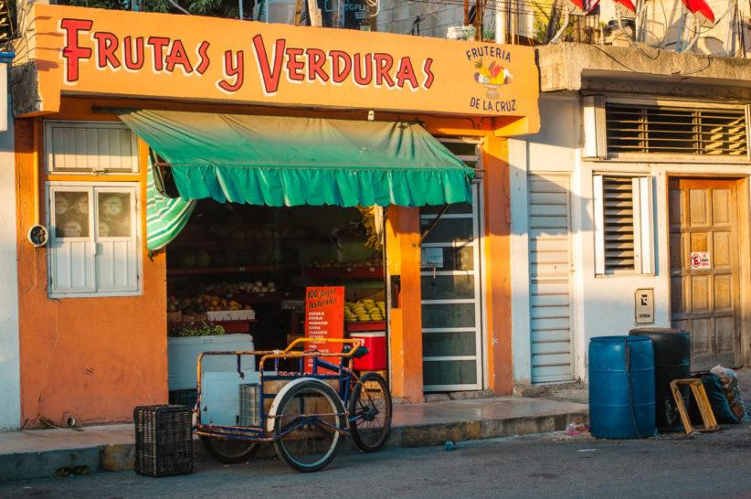 Tienda in Mexico